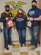 Paulding FFA Creates Meal Program