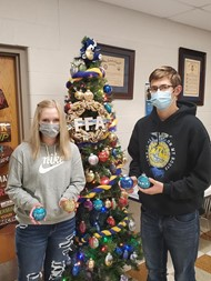 Paulding FFA Celebrates the Christmas Season!