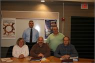 2012 Board of Education Members