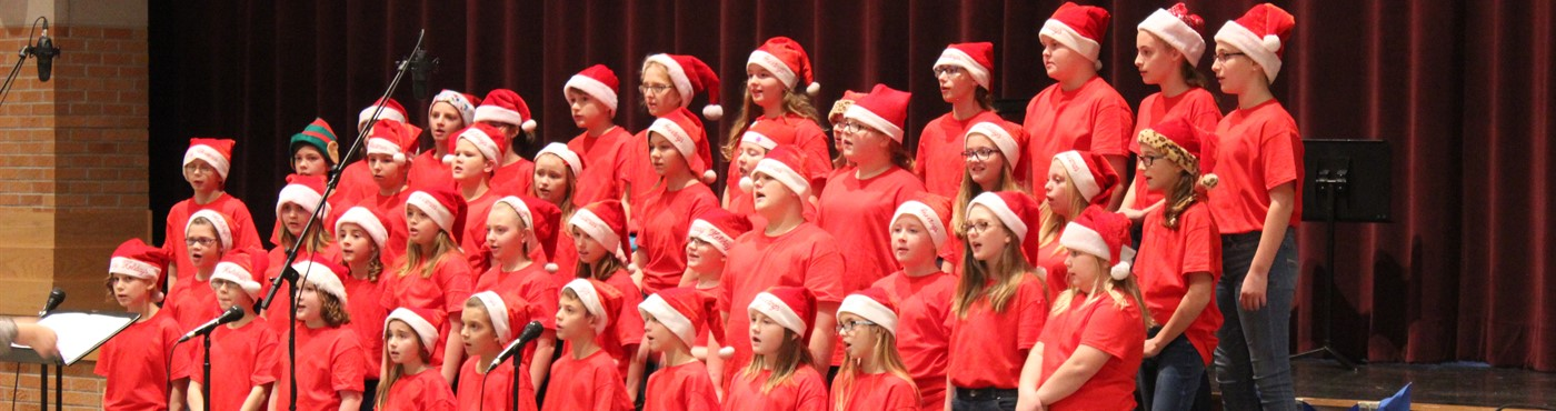 Oakwood Elementary Choir