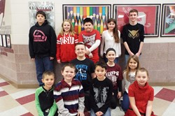 November Students-of-the Month
