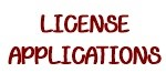 License Applications