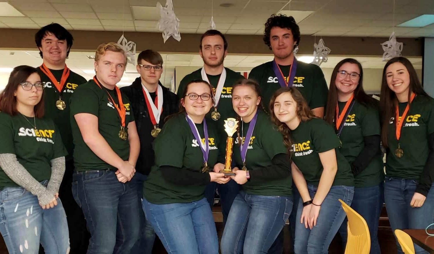 Sylvania Southview Invitational's Sci Oly tournament
