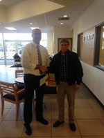 Integrity Ford Donation to PHS