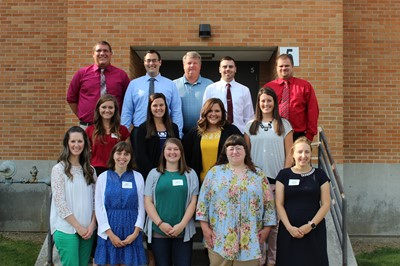New 2017-2018 Teachers
