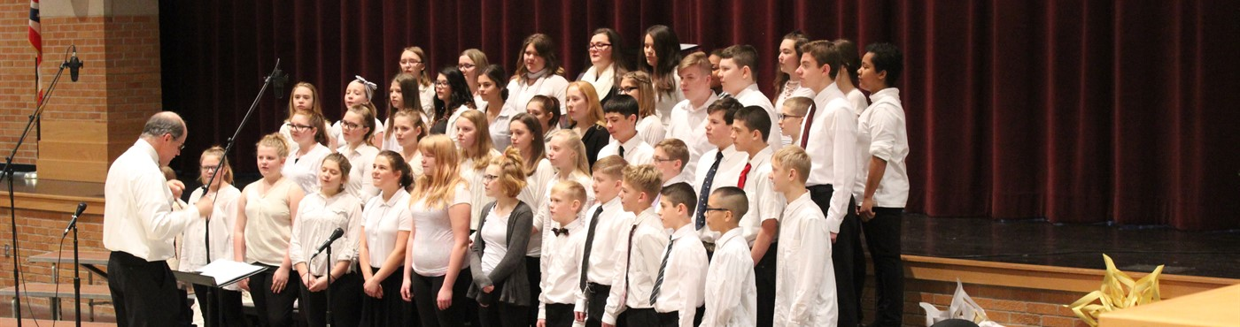 7th and 8th Grade Choir