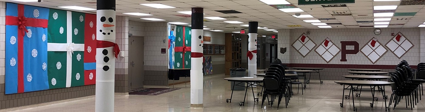 HS Commons area