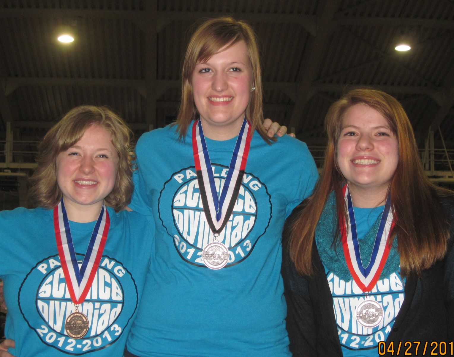 Laurel Katie Kaity  5th Experimental
