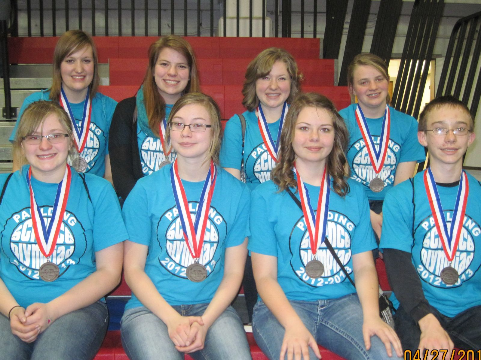 2013 State Medalists